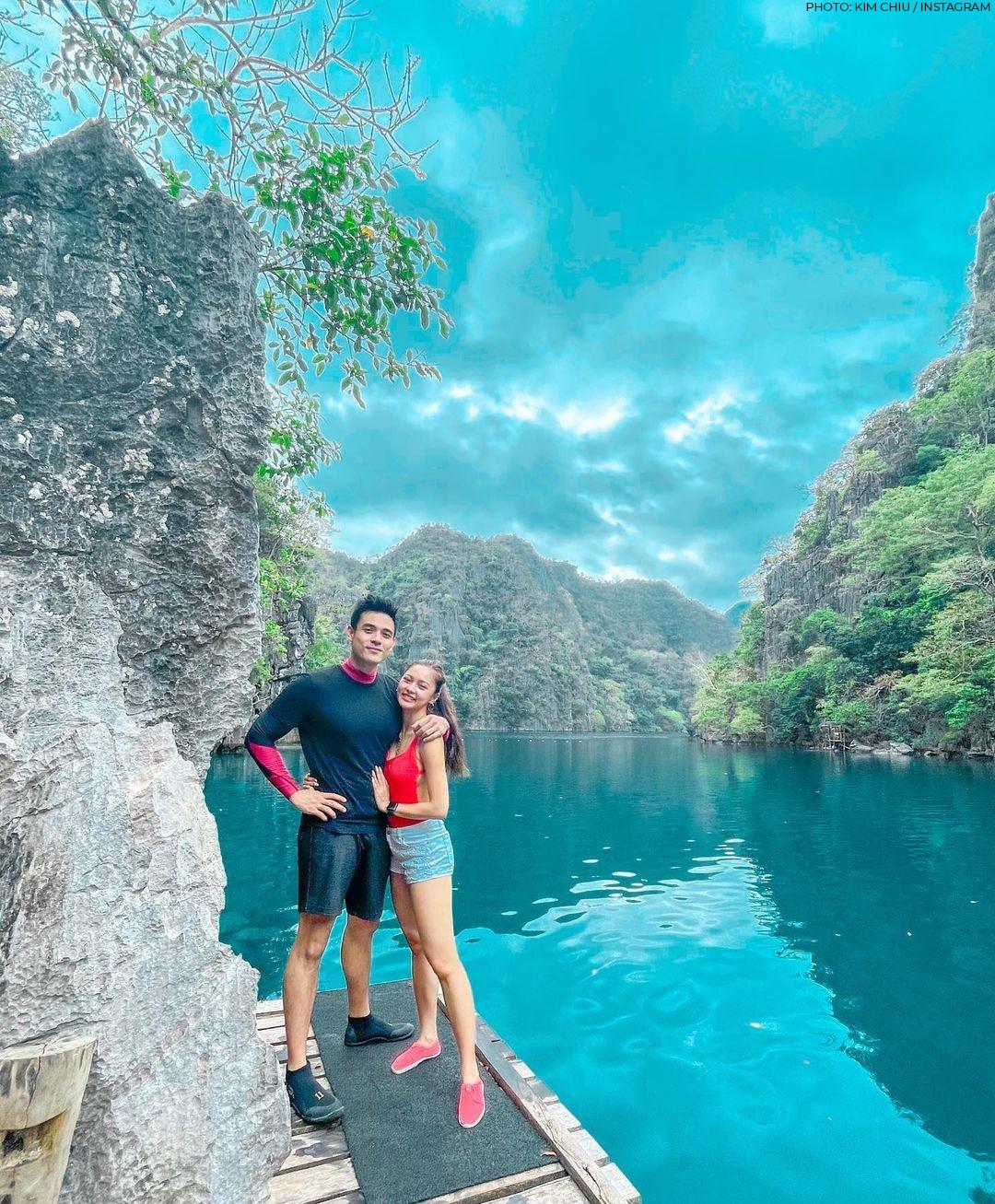Kim and Xian's Palawan vacation