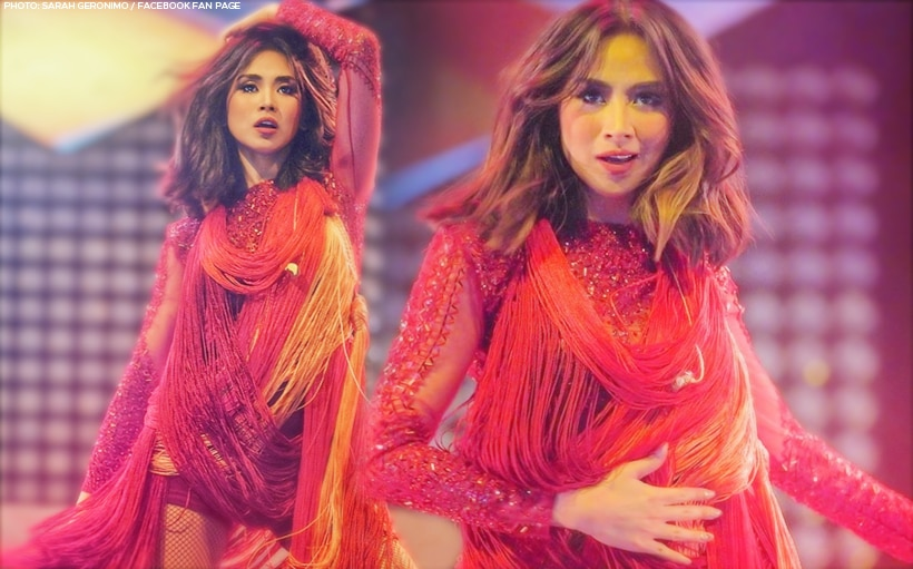 Sarah Geronimo's 'Tala: The Film Concert' is coming to KTX!
