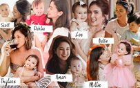 IN PHOTOS: Full names of these adorable celebrity babies!