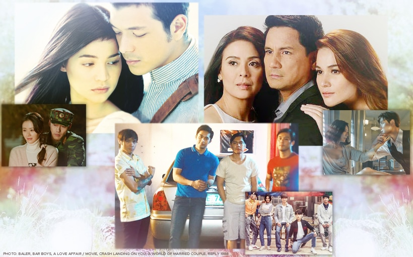 Pinoy movies to watch based on your K-drama faves!