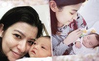 Assunta De Rossi gets real about experiences as a new mom