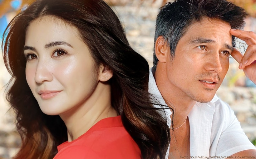Rica Peralejo sets record straight on past romance with Piolo Pascual