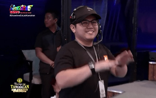 Carl John Barrameda is now married and works as a floor director on