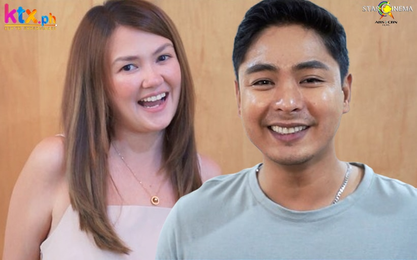 WATCH: Coco Martin surprises Angelica Panganiban with Gucci tableware