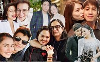 8 celebrity couples that come from rival networks