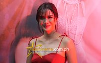 Erich Gonzales is bold and beautiful at 'The Blood Sisters' media conference