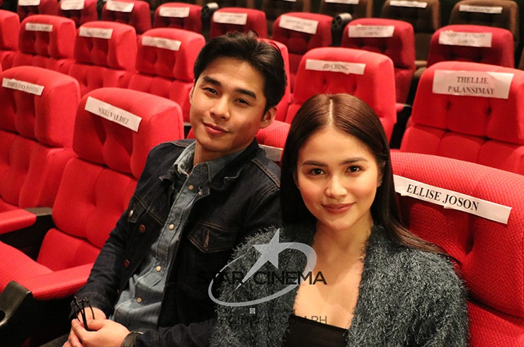 Special screening for 'Sin Island' 8