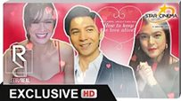 ReelxReal Valentines 2018 Part 2: How to keep the love alive? | Erich Gonzales, Joseph Marco, Maris Racal