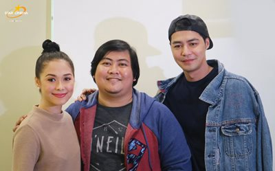 The kilig is here with Maja and Zanjoe's first-ever movie team-up!