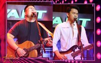 Migz Haleco and Agsunta band serenade their fans at 'Valentimes 2' concert