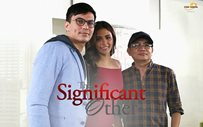 'The Significant Other' bloggers conference with Lovi Poe and Tom Rodriguez