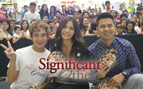 Lovi Poe at SM San Jose del Monte for 'The Significant Other'