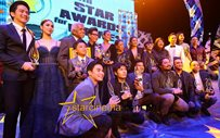 JoshLia, KimXi, Pia + more, humakot ng parangal sa 34th PMPC Star Awards for Movies