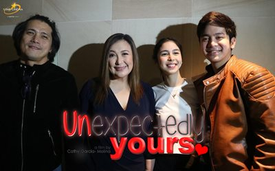 'Unexpectedly Yours' cast, nag-mini reunion!