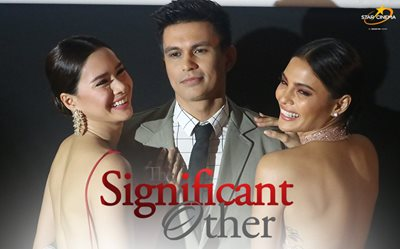 'The Significant Other' holds sizzling premiere night