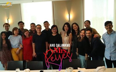 Angelica, Judy Ann + more celebrate 'Ang Dalawang Mrs Reyes' success!