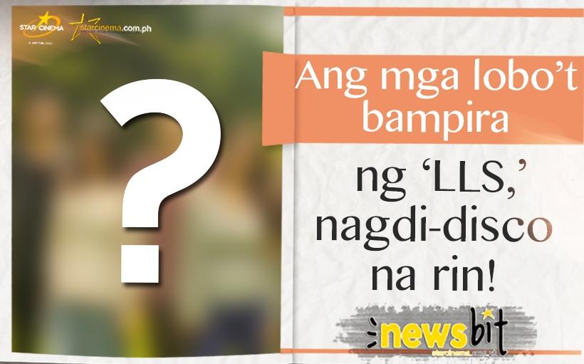 Ang mga lobo't bampira ng 'LLS,' nagdi-disco na rin!