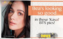 Bea's looking so good in these 'Kasal' BTS pics!
