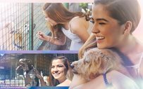 Alexa celebrates 18th birthday with 300+ rescued cats and dogs