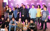 MYX Squad and some of OPM's finest unite at MMA 2018 nominees press con