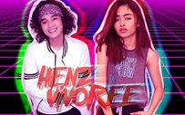 Sing-along to Henz and Vivoree's acoustic covers!