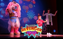 'The Revenger Squad' invades Kidzania