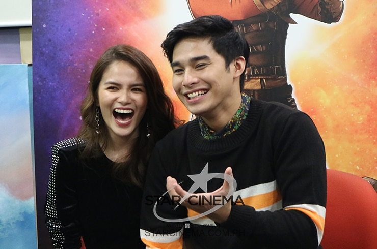McLisse Star Cinema Chat 3