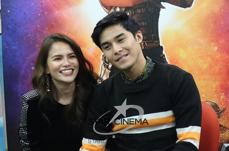McLisse Star Cinema Chat 4