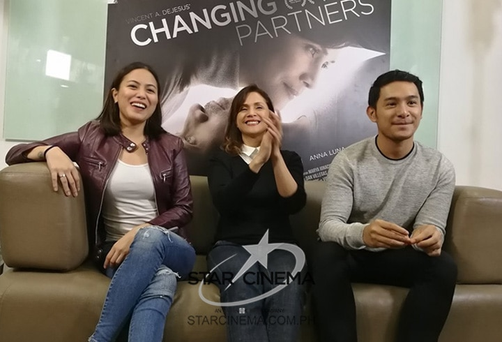 Star Cinema Chat for 'Changing Partners' 1
