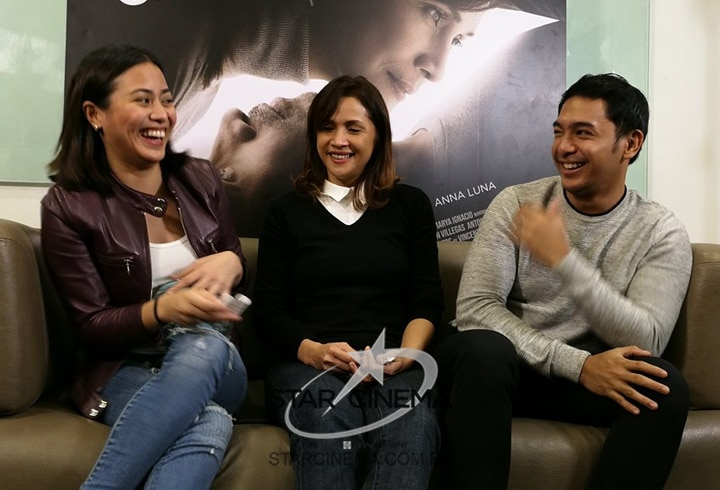 Star Cinema Chat for 'Changing Partners' 3
