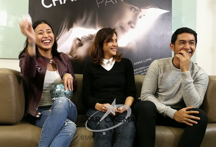 Star Cinema Chat for 'Changing Partners' 4