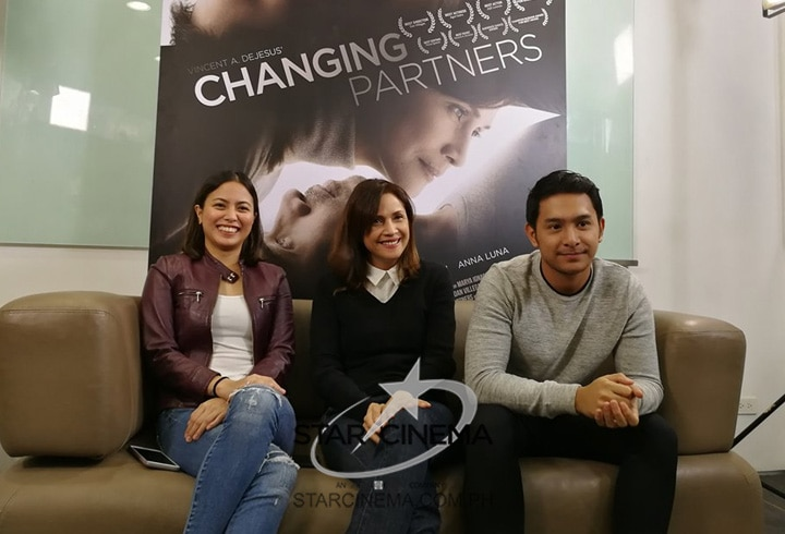 Star Cinema Chat for 'Changing Partners' 8