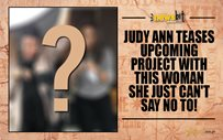 Judy Ann teases upcoming project with this woman she just can't say no to!