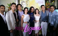 'Pusong Ligaw' cast gets together in Farewell Dinner