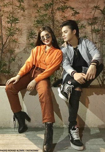 "Loisa and Ronnie spent the first week of 2019 together, promoting ""Fantastica"" and attending block screenings."