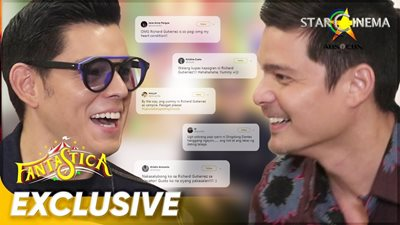 Richard at Dingdong, may na-realize after their Compliment Challenge