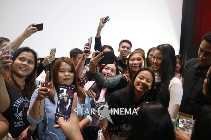 Kisses Delavin at SM Light Mall