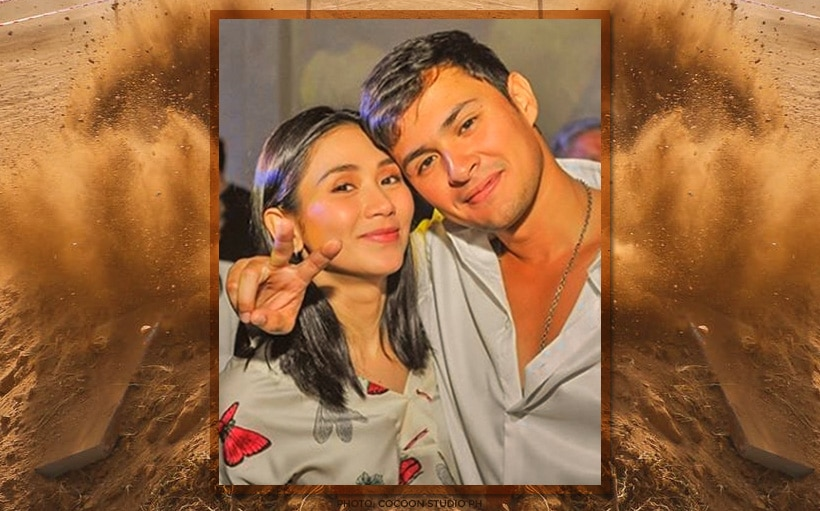 LOOK: Sarah Geronimo tries dirt biking with Matteo Guidicelli!