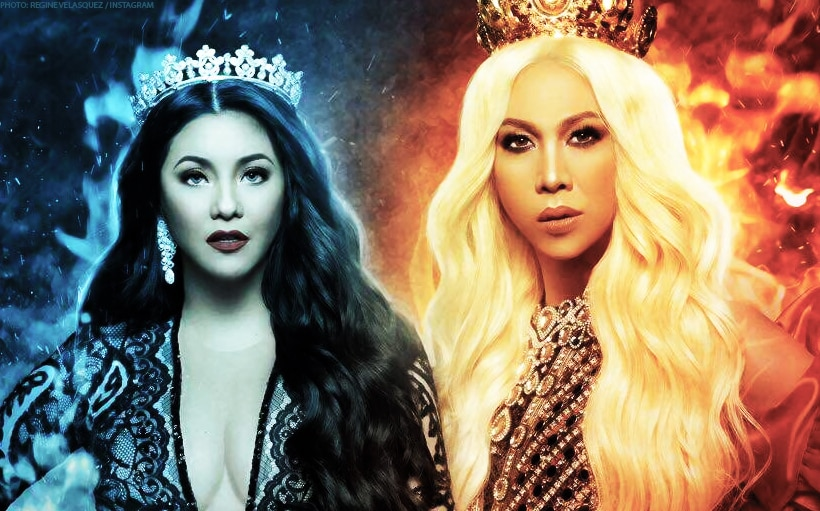 Vice Ganda, Regine Velasquez come together for concert series