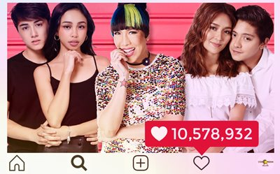 COMPILED: KathNiel, LizQuen, + more most-liked IG posts ever!