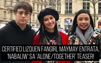 Certified LizQuen fangirl Maymay Entrata, 'nabaliw' sa 'Alone/Together' teaser!