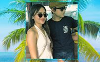 Island lovers: KathNiel in Boracay!