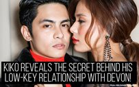 Kiko reveals the secret behind his low-key relationship with Devon!