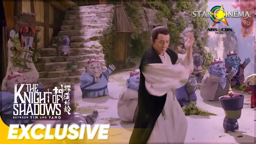 Jackie Chan goes on an adventure with his friendly monsters!