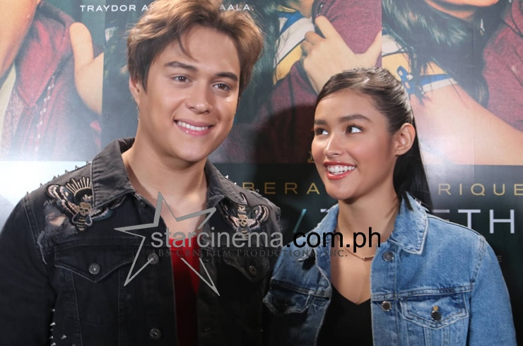 Get you a girl who looks at you like Liza looks at Enrique!