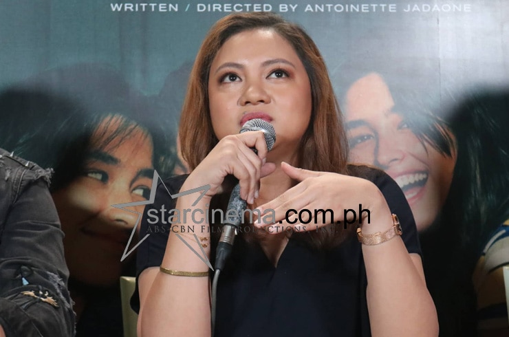 Direk Tonet says the film is a love letter to her youth
