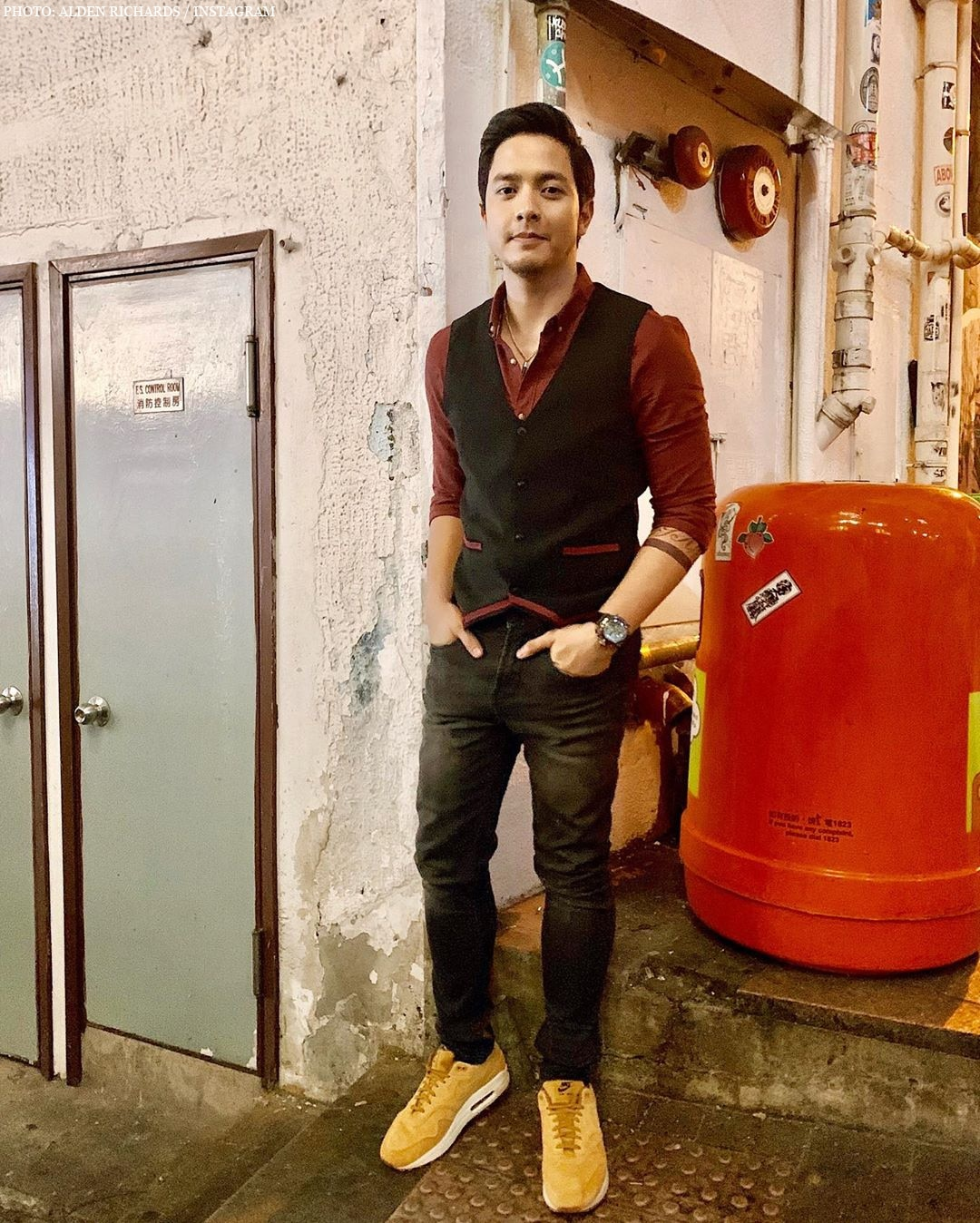 Alden Richards hottest and cutest moments in photos