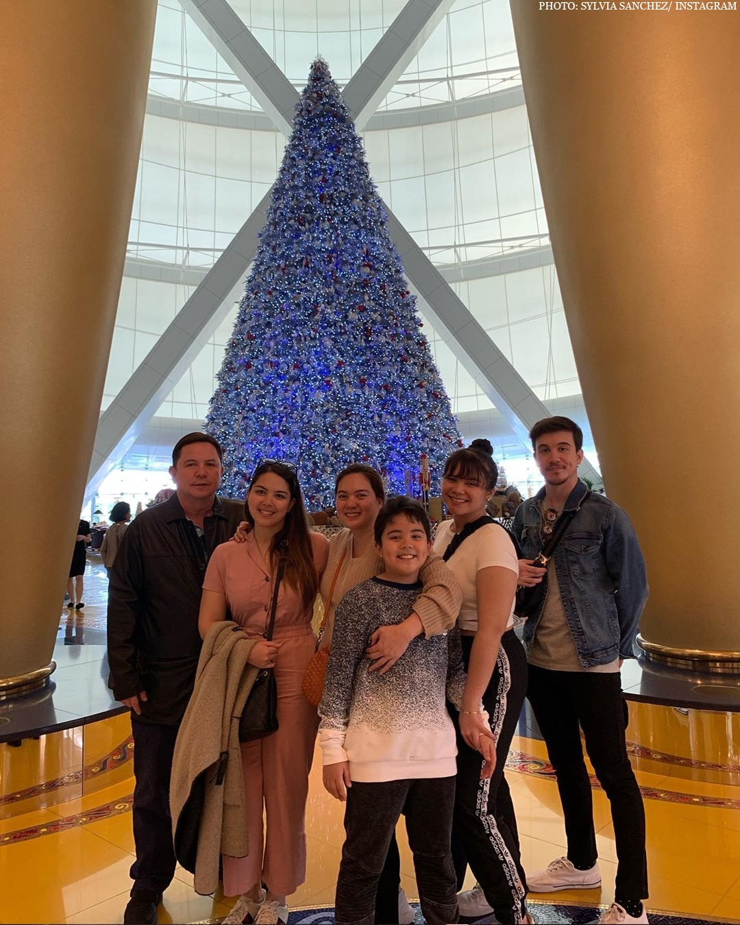 The Ataydes in U.A.E.