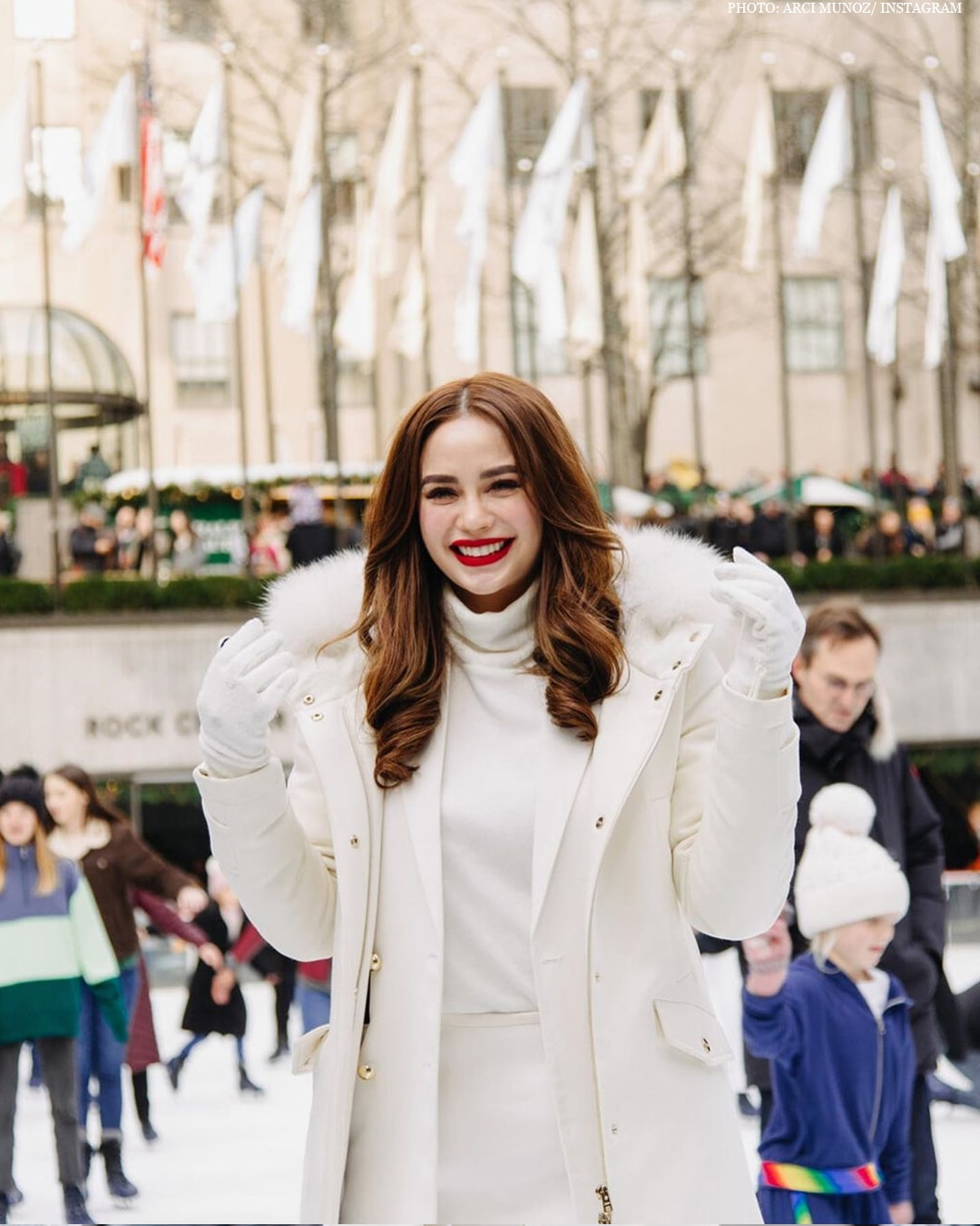 Arci in New York