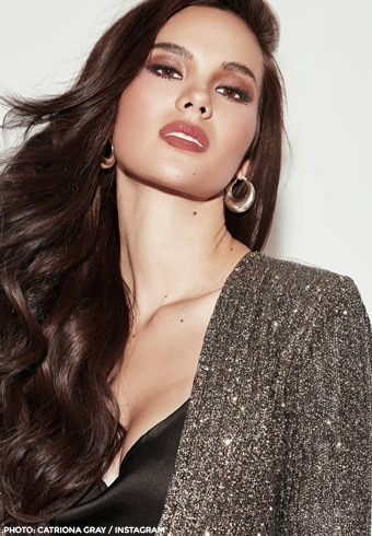 26 of Catriona Gray's photos that show her flawless beauty